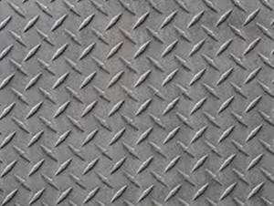 Black Floor Plate