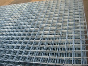 Welded Mesh Galvanized